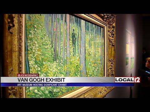 Cincinnati Art Museum hosting significant Van Gogh exhibit