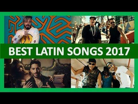 TOP 50 BEST LATIN SONGS 2017