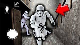 STORMTROOPERS in Granny Horror Game..... (Star Wars vs Granny Horror Game)