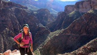 Bicycle Touring: How to do Breakfast at the Grand Canyon
