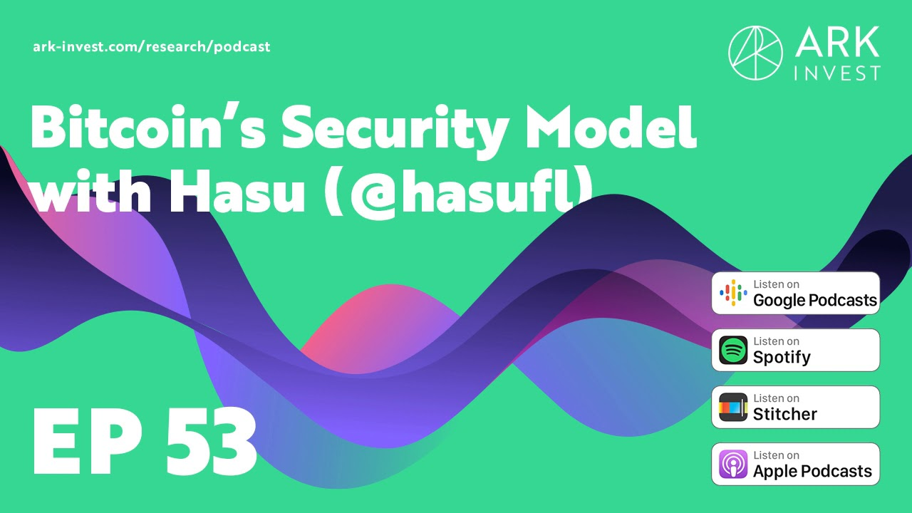 Bitcoin's Security Model with Hasu 4