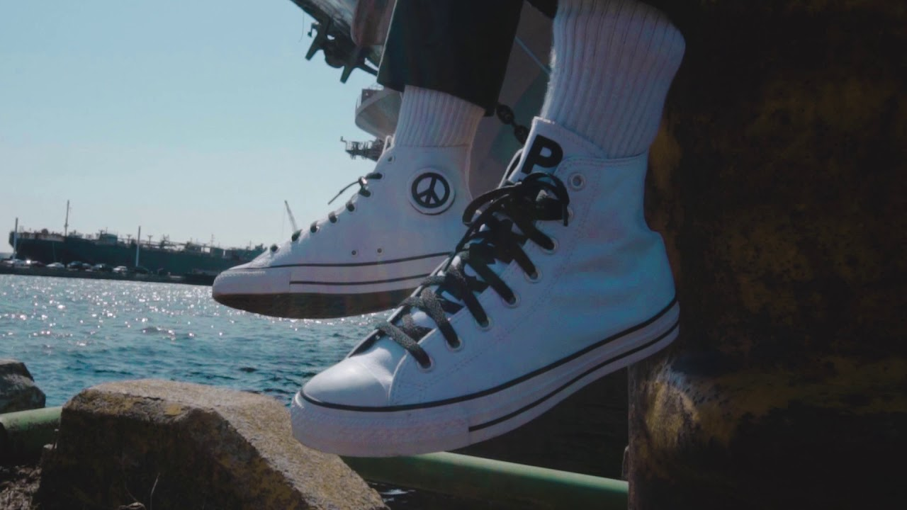 7a89f1ddffdb Seek Peace In A New Pair of Converse Chuck Taylors - YouTube