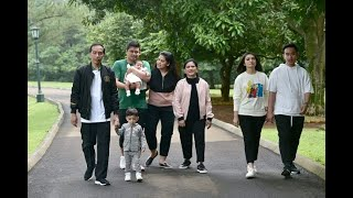 BCL - Harta Berharga (Keluarga Presiden Indonesia)