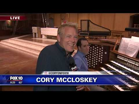 Cory's Corner: Pipe organ gets expansion