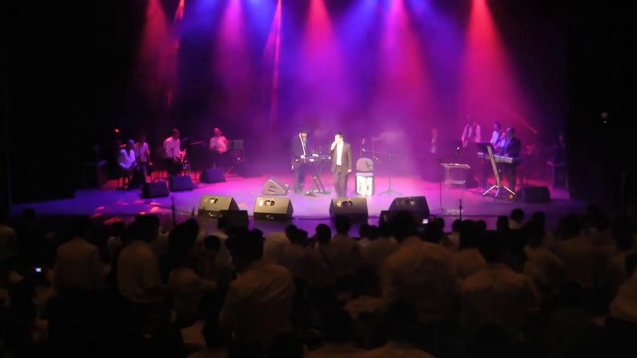 אלי הרצליך חתן דומה למלך הופעה בהיכל התרבות פתח תקווה | Eli Herzlich Chosson Domeh L'Melech Show