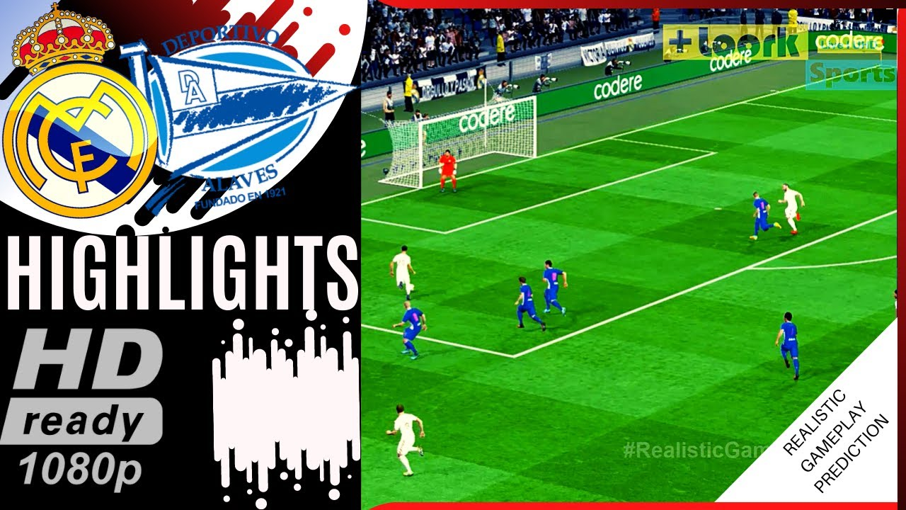 Real Madrid vs. Alaves FREE LIVE STREAM (7/10/20): Watch La ...