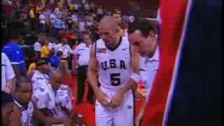 LeBron on Coach K