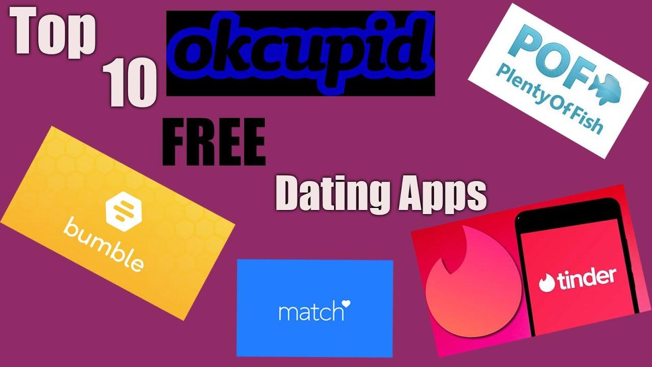 Hva er topp ti dating apps bli datingside