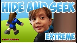 New: Hide And Seek Extreme in Roblox GAMEPLAY