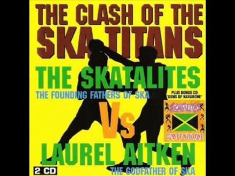 The clash of the ska titans - The Skatalites vs Laurel Aitken