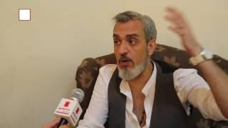 بالفيديو- فراس سعيد مستشرق يعتنق الإسلام في ''الدولي'' و''نصاب'' مع مصطفى شعبان