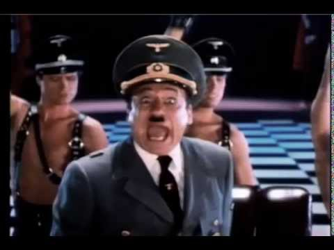 To Be or Not To Be: Mel Brooks  Hitler Rap 1983