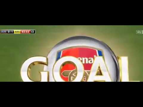 Burnley vs Arsenal 0:1 Goal Kontroversi Last Minute, 02 10 2016
