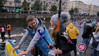Вечерний Ургант. Острый репортаж сАллой Михеевой. (19.10.2016)