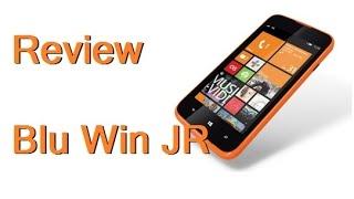 Review Blu Win JR com Windows Phone 8.1 em Português-BR