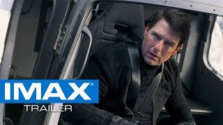 Mission: Impossible – Fallout IMAX® Trailer #2