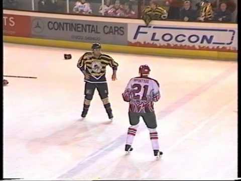 Ian McIntyre vs Tom Gomes ISL fight 30-11-97
