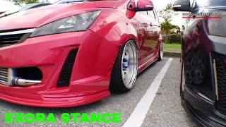 Proton Exora Pink Stance Modified | Meet and Greet Stance Collaboration 2016