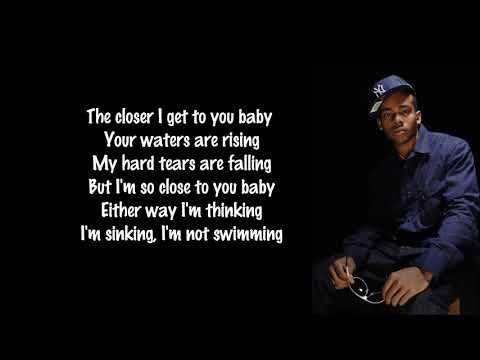 Mario - Drowning | Lyrics On Screen