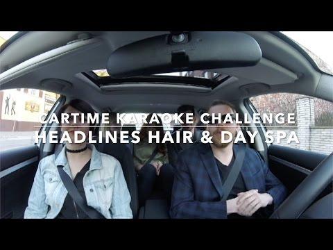Cartime Karaoke Challenge: Headlines