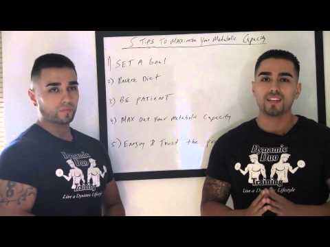 5 Tips to Maximize Your Metabolic Capacity