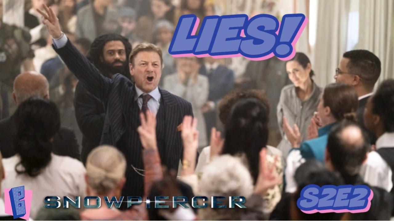 Download Snowpiercer Season 2 Ep2 Reaction | Secret Lies | BuzzChomp