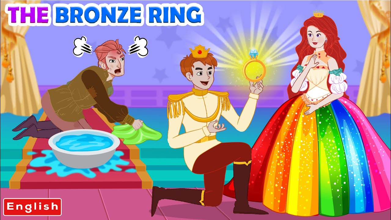 The Bronze Ring 💍 Story in English | Story For Teenagers | WOA Fairy Tales
