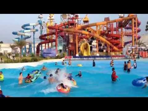 Cartoon Network Amazone - Waterpark Pattaya | funniest water pattaya funny