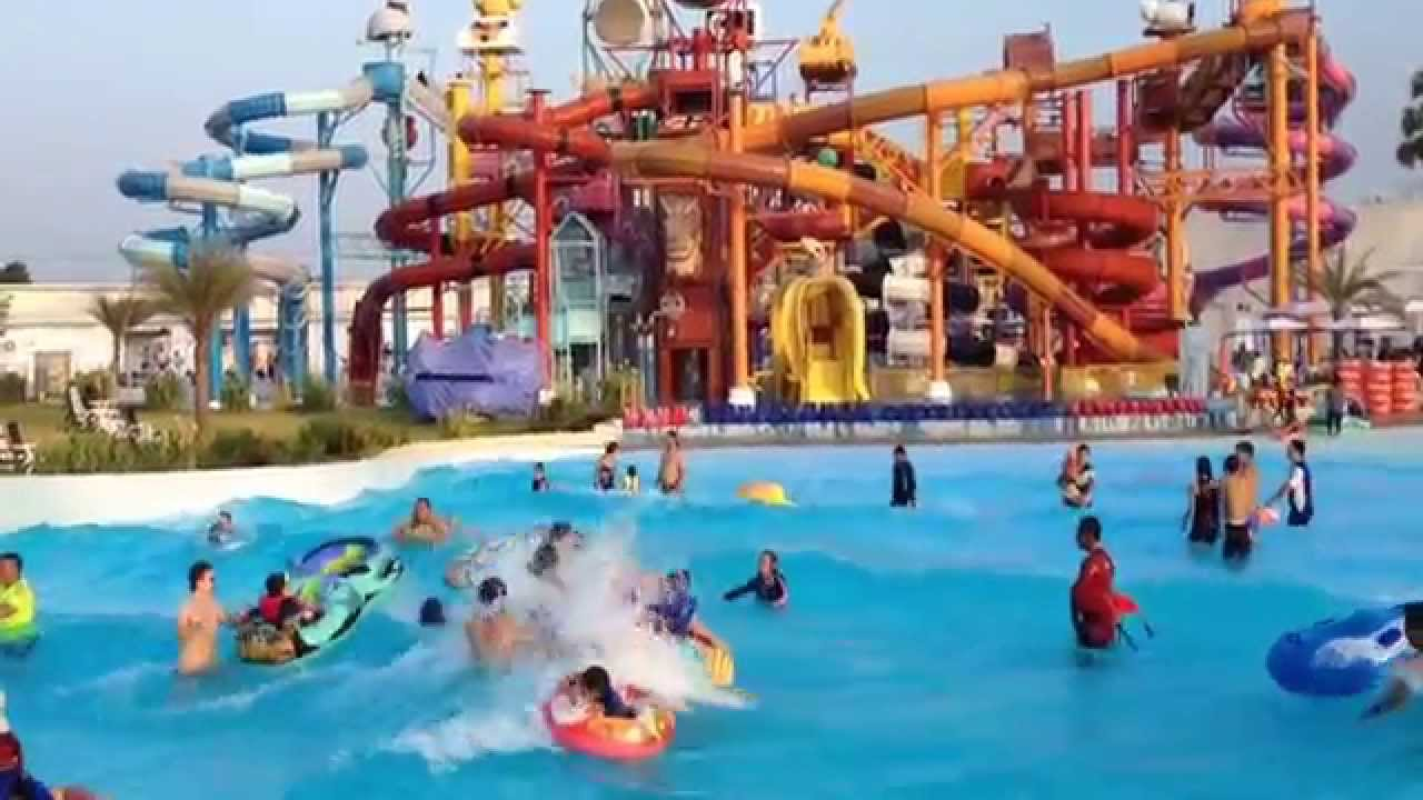 Cartoon Network Amazone Waterpark Pattaya Funniest Water