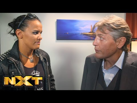 William Regal announces NXT Women's Title Match with major stipulation: NXT Exclusive, Apr. 10, 2019