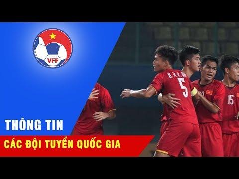 Đội Tuyển U22 Việt Nam hội quân chuẩn bị đá giao hữu với CLB Ulsan Hyundai   VFF Channel