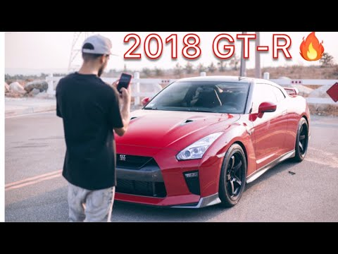Buying a 2018 GTR & Modding it the same day!  The nismo gets TE37s & races a 700whp evo 9!