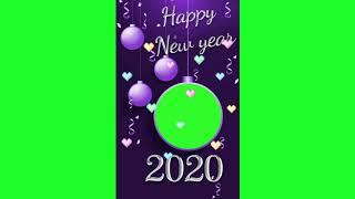Top Heart On Green Screen II Love Green screen effects II HAPPY NEW YEAR 2020 no copyright 2020
