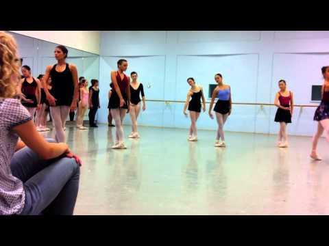 International Ballet Summer School 2011 Amsterdam (1)