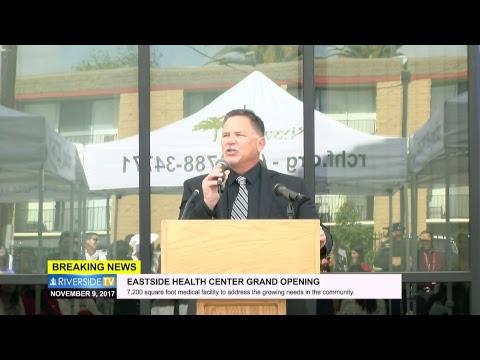 Eastside Health Center Grand Opening