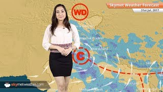 Weather Forecast for July 31: Rain in Delhi, Mumbai, Chennai, Gujarat, Rajasthan