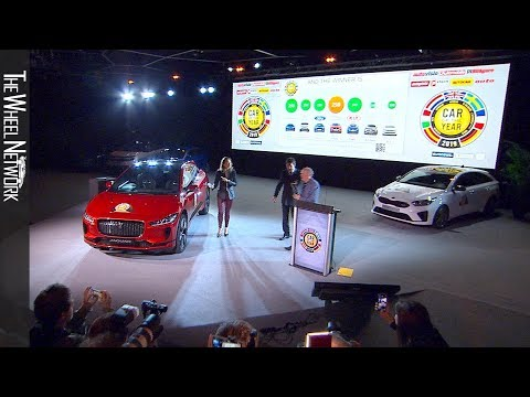 European Car of The Year Ceremony – 2019 Geneva Motor Show