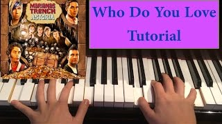 Marianas Trench - Astoria Tutorials (11/17): Who Do You Love
