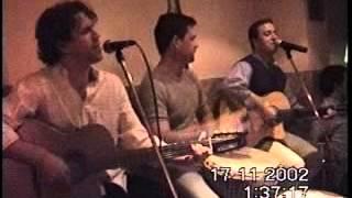 Concerto no bar Del Negro 17-11-2002 (Cinderela)
