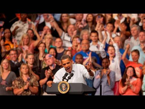 President Obama: Rally for Health Insurance Reform in Minneapolis