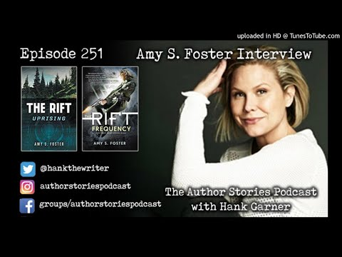 Episode 251 | Amy S. Foster Interview