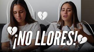 HABLO MAL DE MI HERMANA Y LA HAGO LLORAR *BROMA* -DosRayos