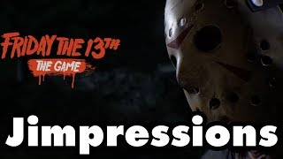 FRIDAY THE 13th: THE GAME - Unlucky For Everyone