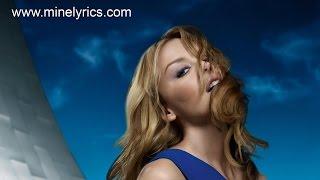 Kylie Minogue - Every Day's Like Christmas (Lyrics)