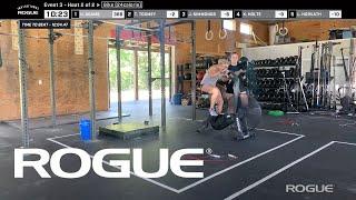 2020 Rogue Invitational | Event 3 - Full Live Stream
