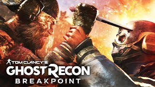 GHOST RECON BREAKPOINT : A PRIMEIRA MEIA HORA DE GAMEPLAY
