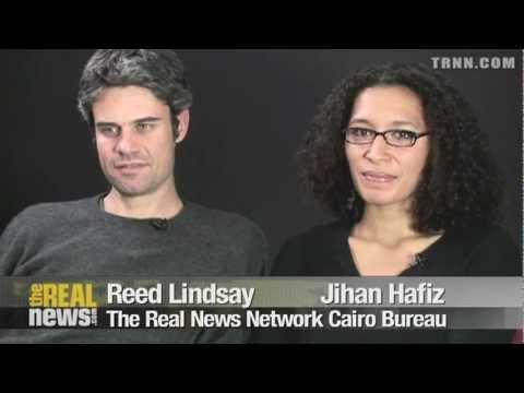 Meet Jihan Hafiz and Reed Lindsay, TRNN Cairo Correspondents
