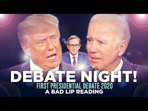 'DEBATE NIGHT 2020!'