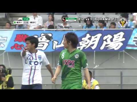[MATCH MOVIE] VERDY highlights against YOKOHAMA FC(1st half)