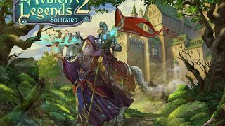Avalon Legends Solitaire 2 Gameplay   HD 720p